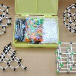 Trusă de modele rețele cristaline