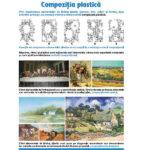 Compoziția plastică / Cercul lui Itten