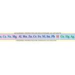 Seria electrochimică a tensiunii metalelor