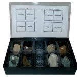 Colecția minerale - materii prime