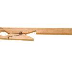 Clește de lemn