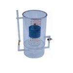 Dispozitiv pentru demonstrarea flotabilității