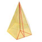 Piramidă pentagonală regulată