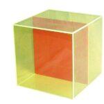 Cub în secțiune pătratică