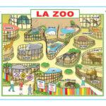 La zoo / În livadă