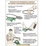 Reguli de protecție a muncii (metale)(II) / Arta olăritului(I)